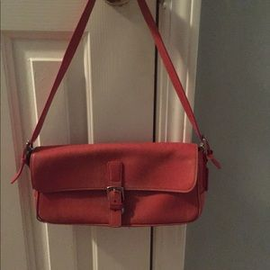 ⬇️$70 Coach Red Bag #JOS 7784